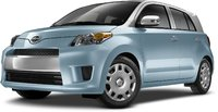 2014 Scion xD, Front-quarter view, exterior, manufacturer, gallery_worthy