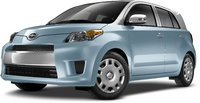 2014 Scion xD Overview