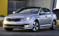 2014 Kia Optima Hybrid Picture Gallery