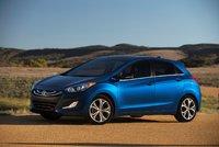 2014 Hyundai Elantra GT, Front-quarter view, exterior, manufacturer, gallery_worthy