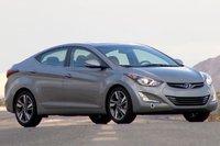 2014 Hyundai Elantra, Front-quarter view, exterior, manufacturer, gallery_worthy