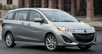 2014 Mazda MAZDA5, Front-quarter view, exterior, manufacturer, gallery_worthy