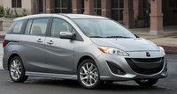 2014 Mazda MAZDA5, Front-quarter view, exterior, manufacturer