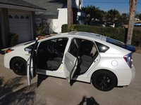Picture of 2013 Toyota Prius Three, interior