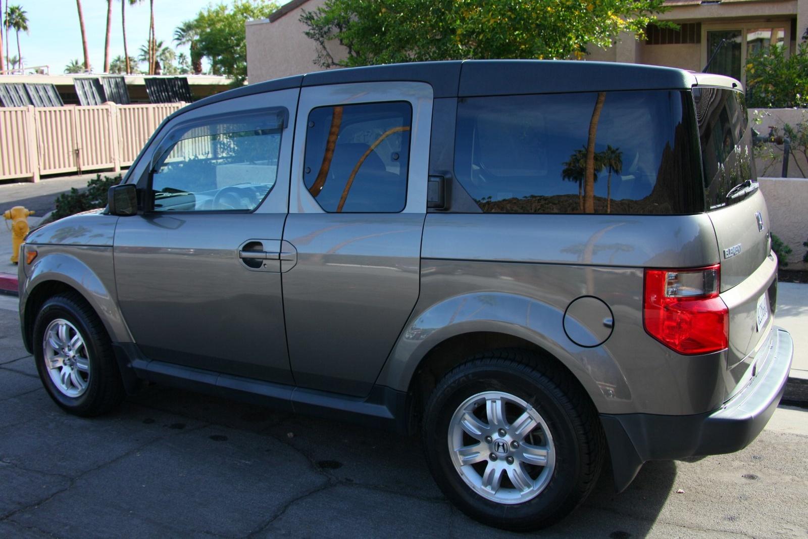 2007 Honda Element Pictures Cargurus