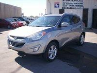 2013 Hyundai Tucson GLS picture, exterior