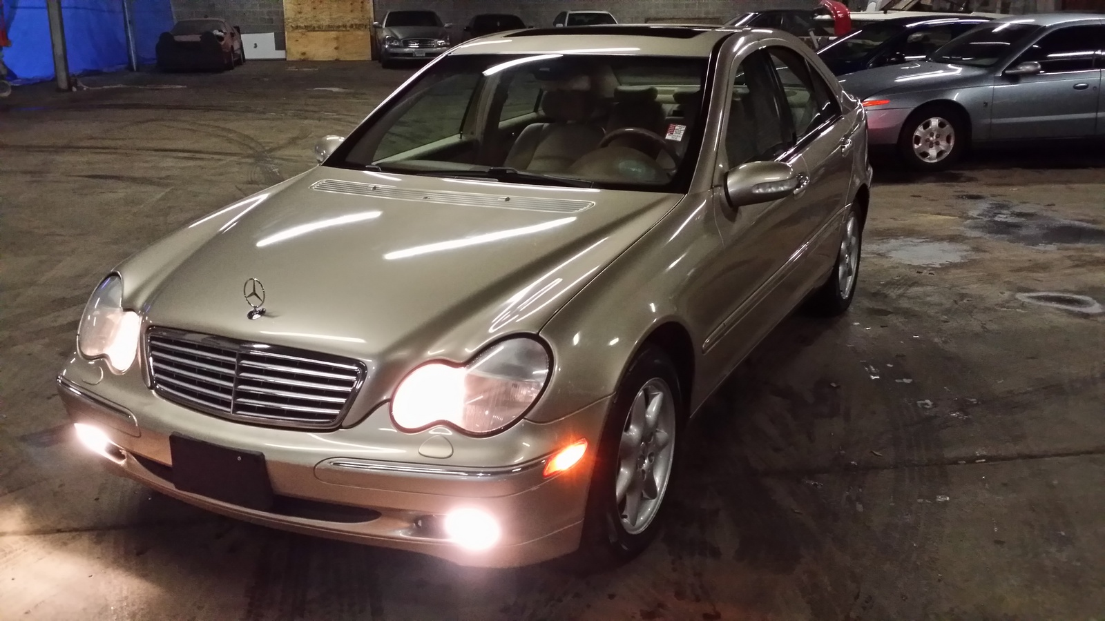 2003 mercedes benz c class pictures cargurus for Used mercedes benz c240