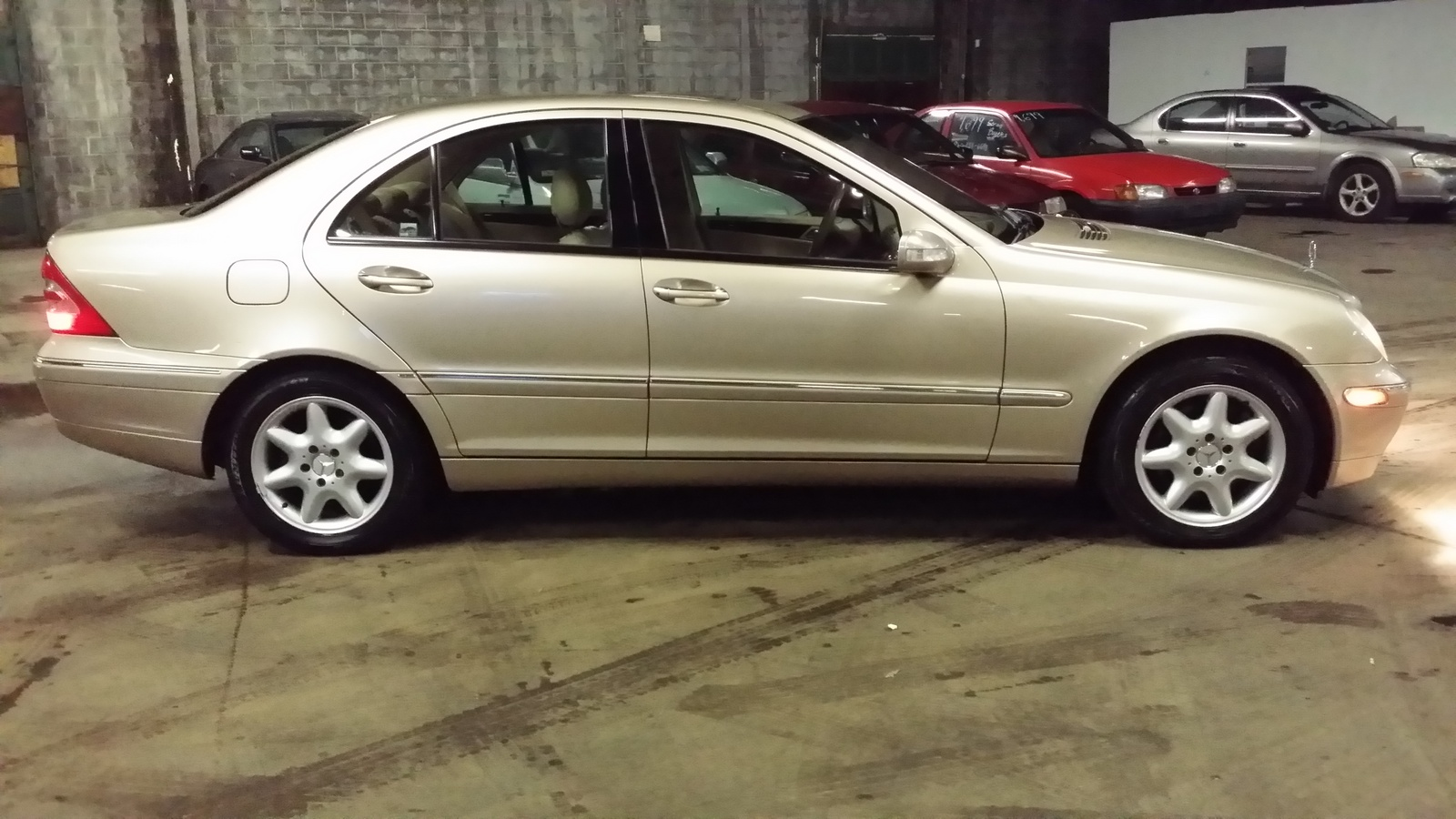 Picture of 2003 mercedes benz c class 4 dr c240 4matic awd for 2003 mercedes benz c240 wagon