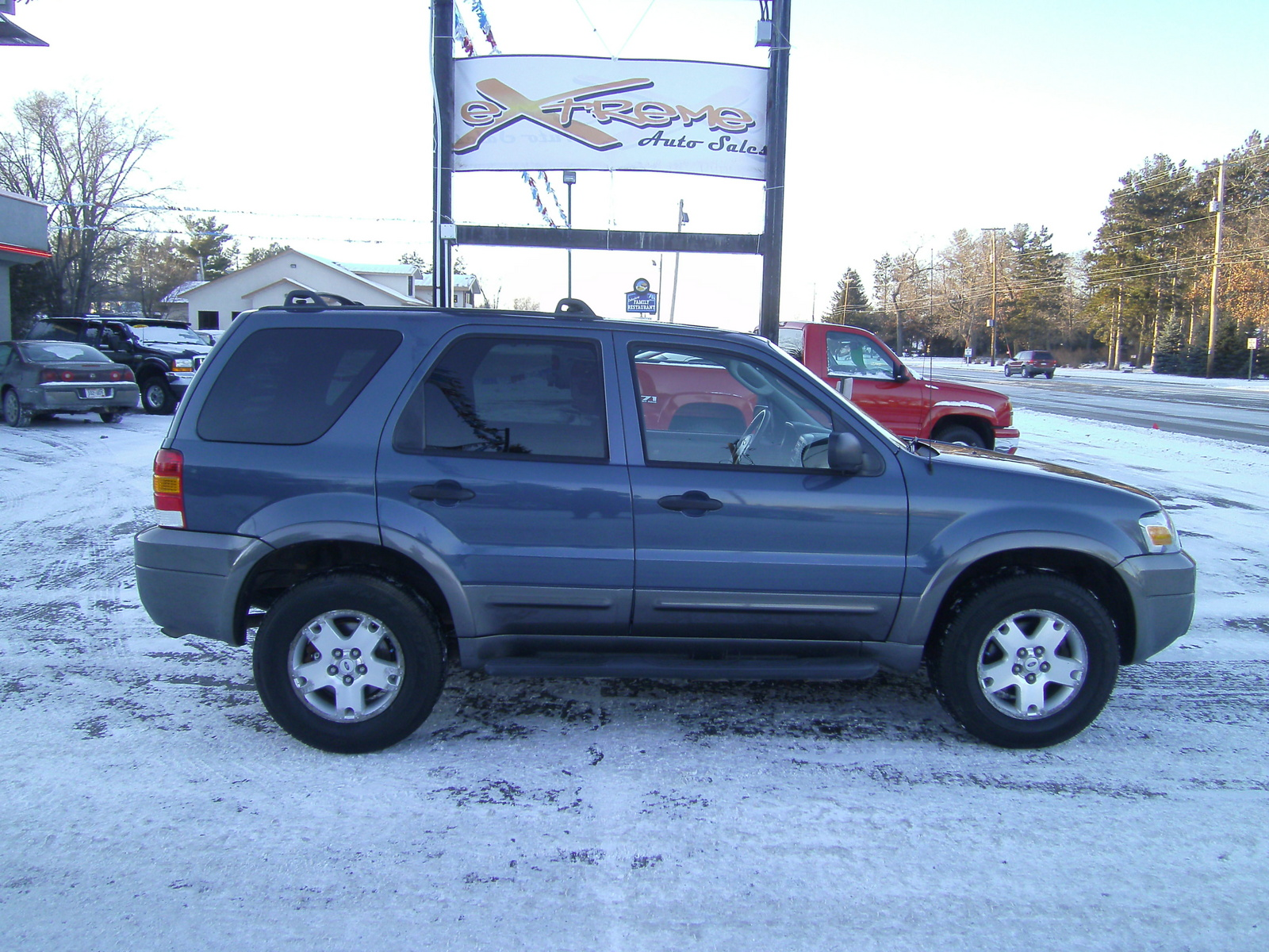 Picture of 2006 ford escape xlt 4wd exterior