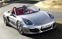 2014 Porsche Boxster Picture Gallery