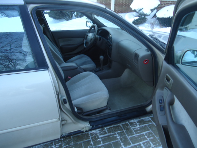 Picture of 1996 Toyota Camry LE V6 Wagon, interior