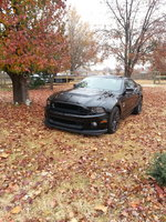 davidoldfordfan's 2014 Ford Shelby GT500 Coupe, exterior