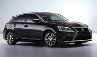 2014 Lexus CT 200h Overview