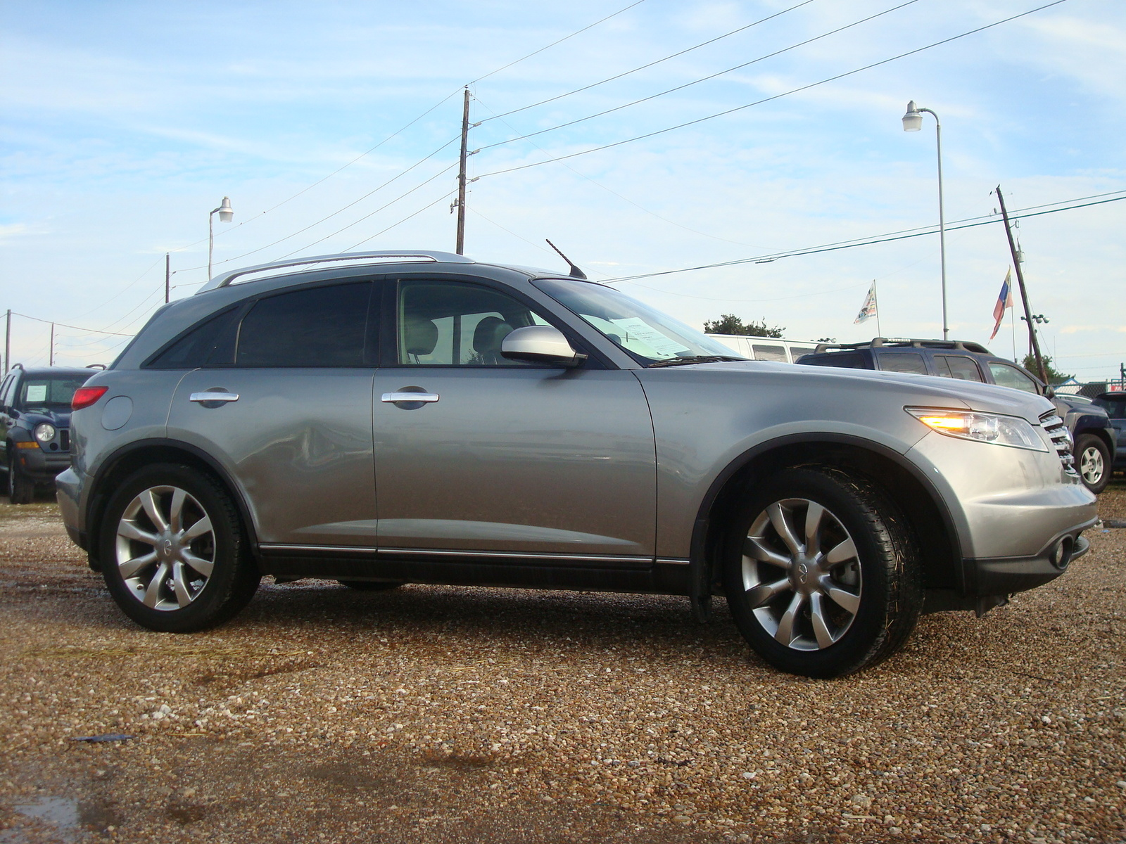 Picture Of 2007 Infiniti Fx35 Base Exterior 2017 2018