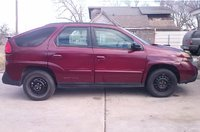 Picture of 2003 Pontiac Aztek STD, exterior