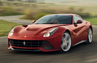 2014 Ferrari F12 Berlinetta Picture Gallery