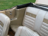 Picture of 1965 Ford Mustang Luxury Convertible, interior