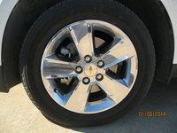 Picture of 2012 Chevrolet Equinox LTZ, exterior
