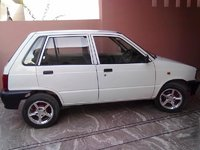1993 Suzuki Alto Overview