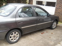 Picture of 2001 Kia Sephia LS, exterior