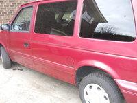 Picture of 1995 Dodge Caravan 3 Dr LE Passenger Van, exterior