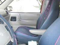 Picture of 1995 Dodge Caravan 3 Dr LE Passenger Van, interior