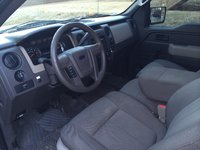Picture of 2009 Ford F-150 XL SuperCab, interior