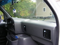 Picture Of 1994 Ford E 350 XL Club Wagon Passenger Van Extended, Interior,
