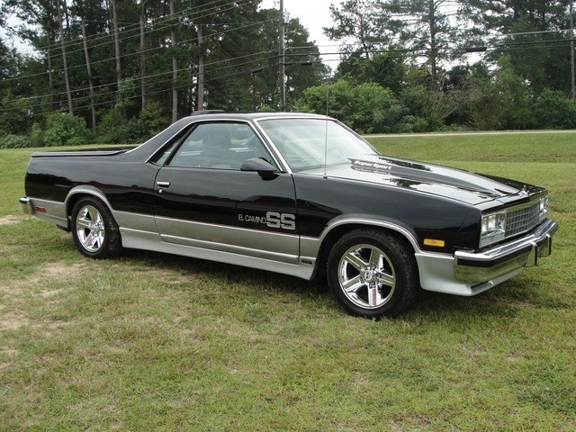 1987 chevrolet el camino pictures cargurus. Black Bedroom Furniture Sets. Home Design Ideas