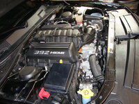 Picture of 2013 Dodge Challenger SRT8, engine