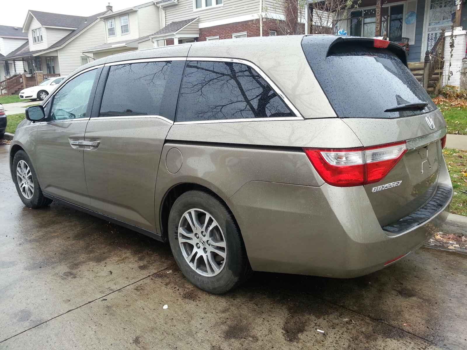 2011 Honda Odyssey Review Cargurus
