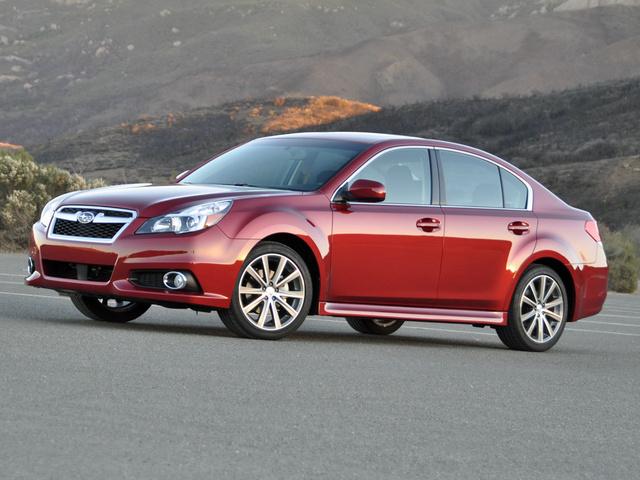 2014 Subaru Legacy 2.5i Sport, exterior, gallery_worthy