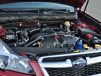 2014 Subaru Legacy 2.5i Sport, 2014 Subaru Legacy 2.5i 4-cylinder engine, performance, engine