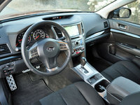 2014 Subaru Legacy 2.5i Sport, interior