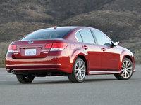 2014 Subaru Legacy 2.5i Sport, exterior