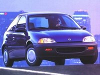 2000 Chevrolet Metro Overview