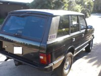 Picture of 1992 Land Rover Range Rover County, exterior