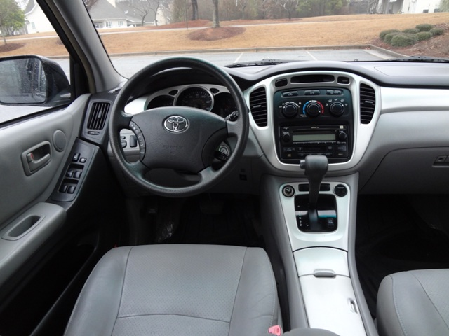 2007 toyota highlander interior pictures cargurus. Black Bedroom Furniture Sets. Home Design Ideas