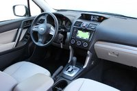 Interior of the 2014 Subaru Forester, look_and_feel, interior