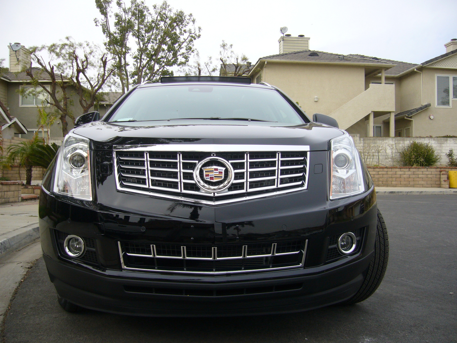 2014 cadillac srx pictures cargurus. Black Bedroom Furniture Sets. Home Design Ideas