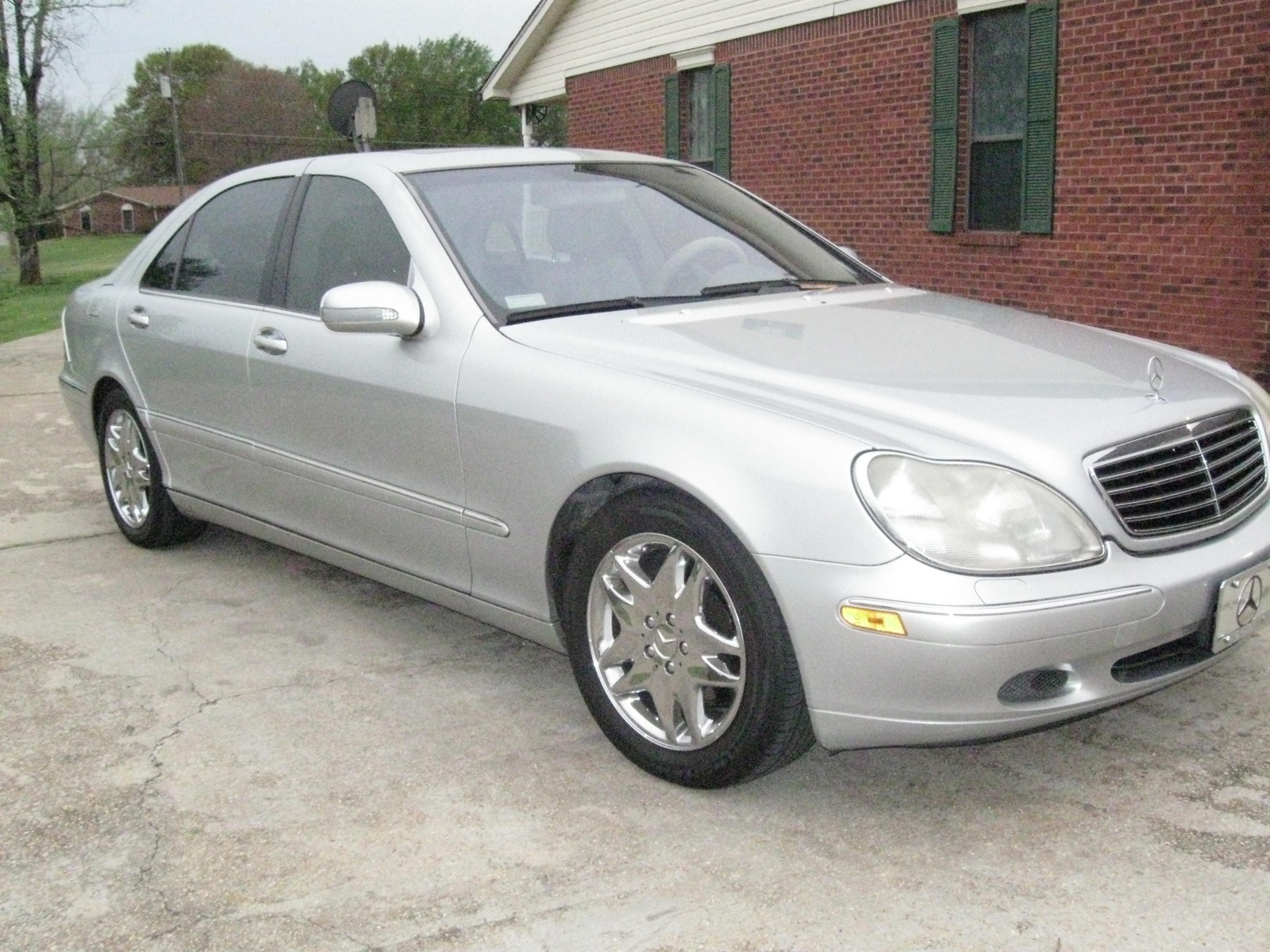 2001 mercedes benz s class pictures cargurus For2001 Mercedes Benz S500 Specs