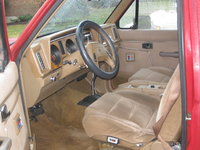 Picture of 1988 Ford Bronco II Eddie Bauer 4WD, interior