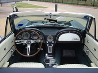 Picture of 1964 Chevrolet Corvette Convertible Roadster, interior