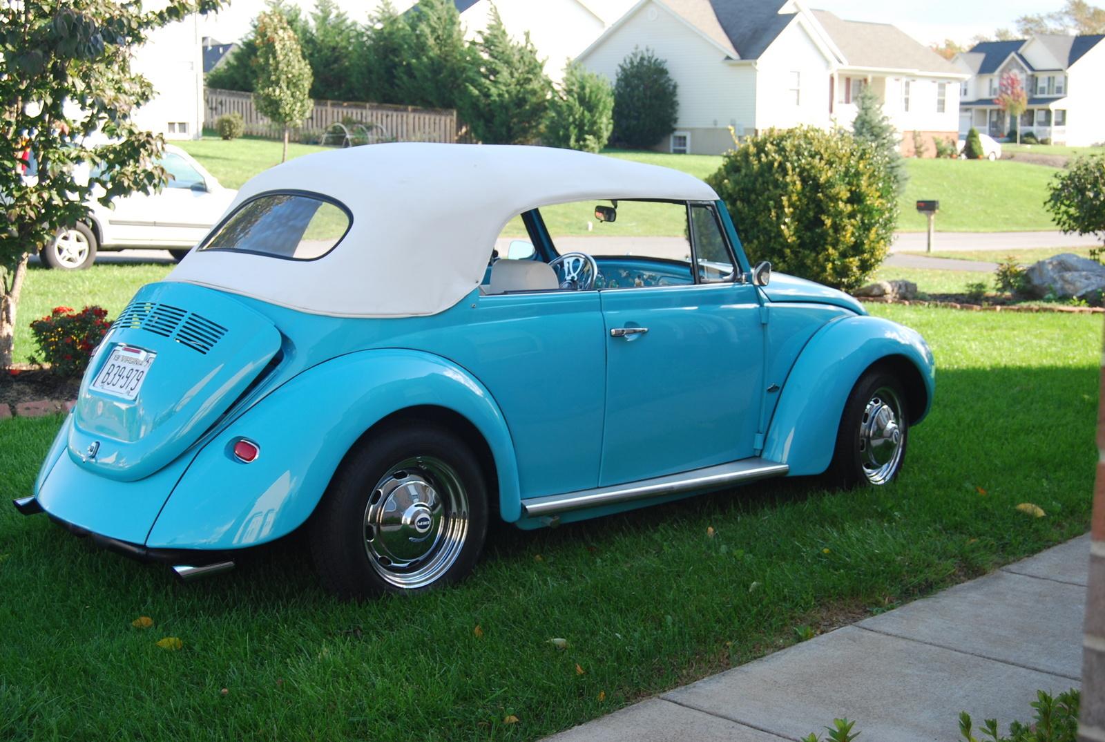 1971 Volkswagen Beetle Pictures Cargurus