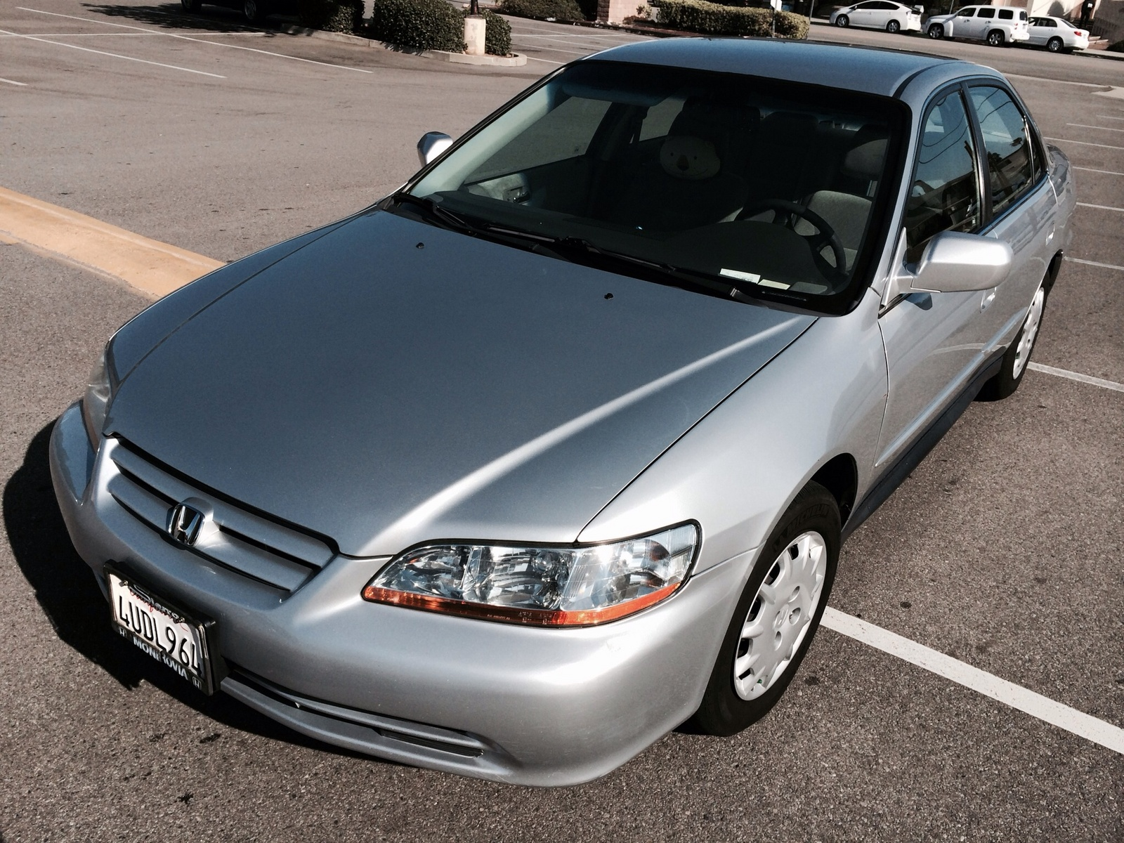 2002 Honda Accord LX V6 related infomation,specifications ...