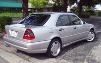 Picture of 1999 Mercedes-Benz C-Class Sedan, exterior, gallery_worthy