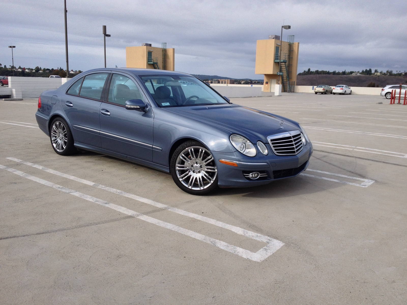 2007 mercedes benz e class for sale in los angeles ca for Mercedes benz for sale cargurus