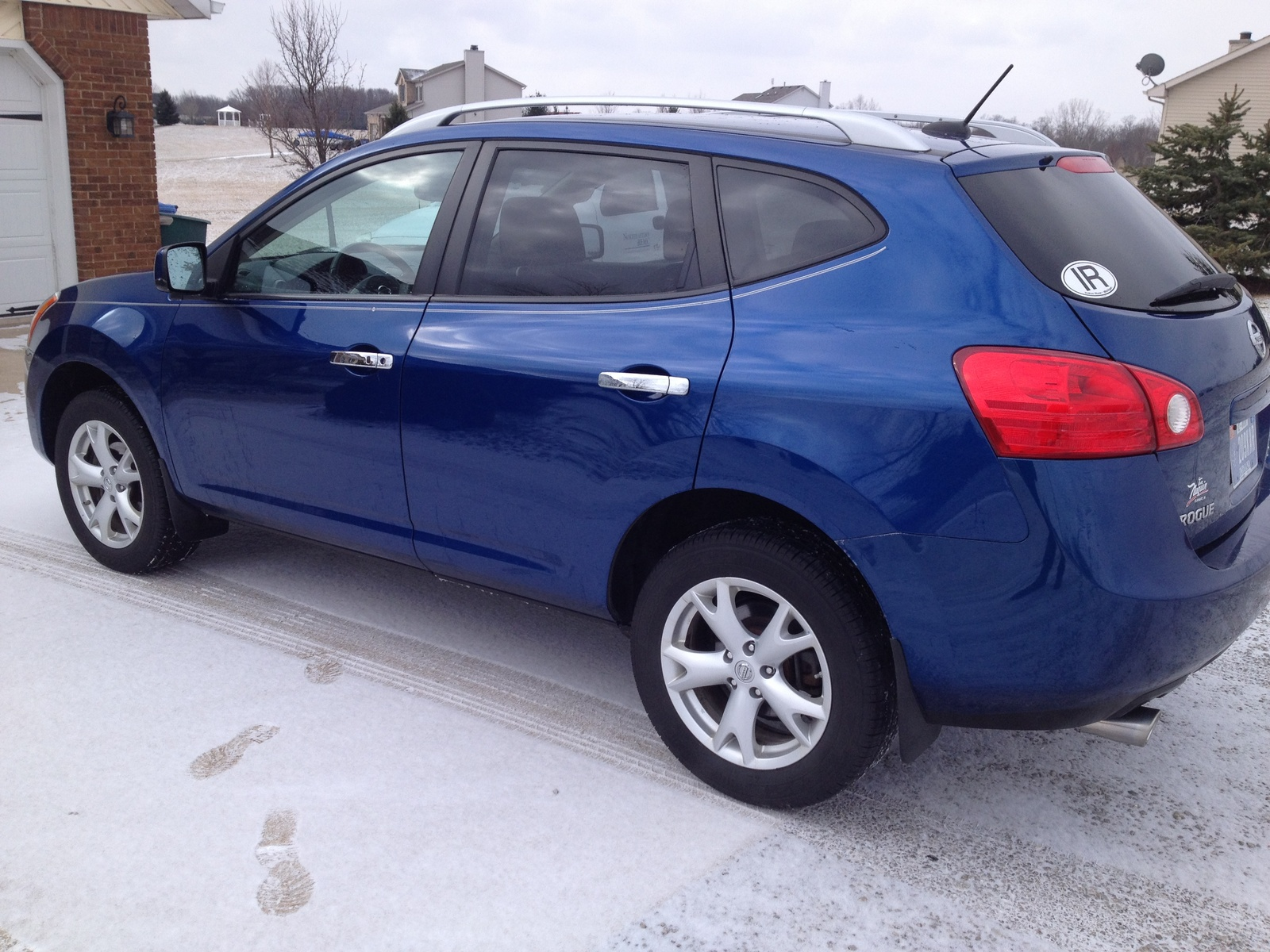 2008 Nissan Rogue Pictures Cargurus
