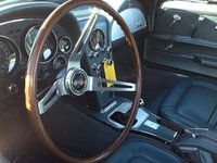 Picture of 1967 Chevrolet Corvette Convertible Roadster, interior, gallery_worthy