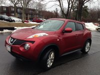 Picture of 2012 Nissan Juke SV, exterior